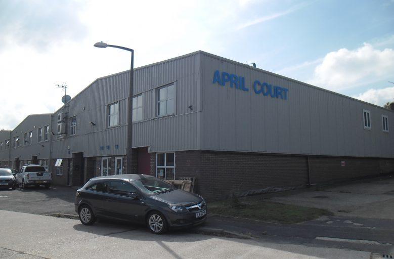 April Court, Crowborough