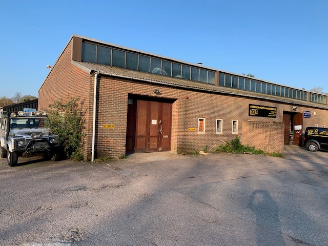 Unit 4 Browning Rd Industrial Estate - available through Oldfield Smith & Co