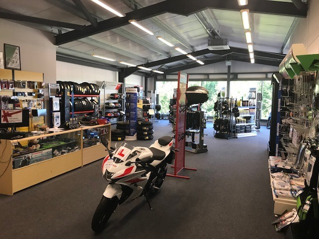 Groombridge Motorcycles available through Oldfield Smith & Co
